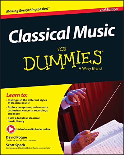 Image for Classical Music For Dummies