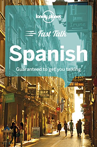 Image for Lonely Planet Fast Talk Spanish