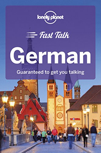 Image for Lonely Planet Fast Talk German