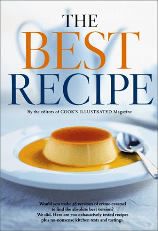 Image for Best Recipe