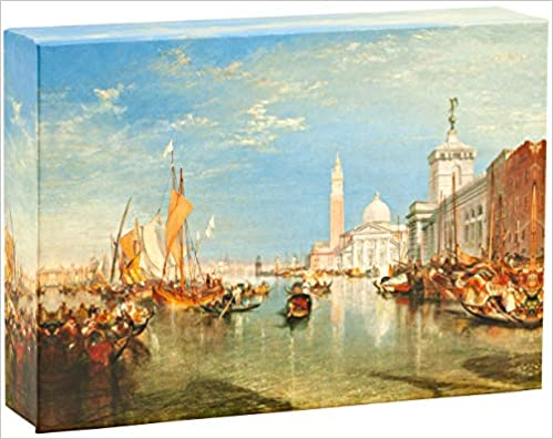 Image for Venice by Turner FlipTop Notecards