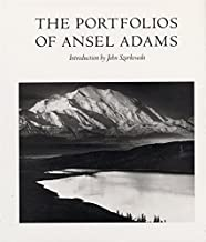 Image for Portfolios of Ansel Adams