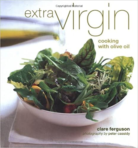 Image for Extra Virgin: Cooking With Olive Oil
