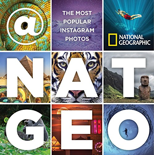 Image for @NatGeo: The Most Popular Instagram Photos