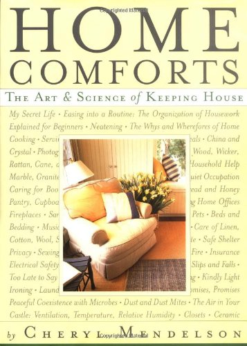 Image for Home Comforts: The Art and Science of Keeping House