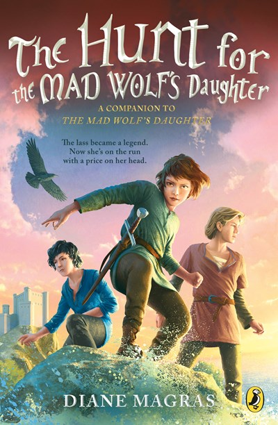 Image for Hunt for the Mad Wolf's Daughter
