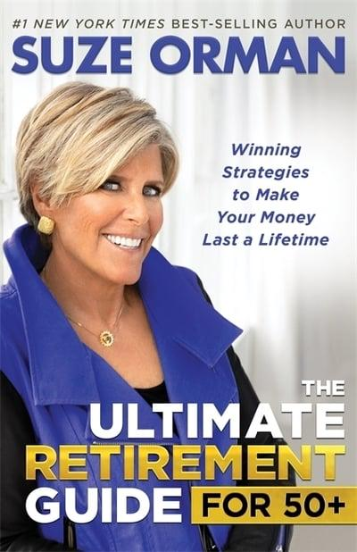 Image for Ultimate Retirement Guide for 50+: Winning Strategies to Make Your Money Last a Lifetime