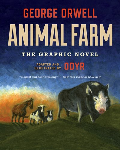 Image for Animal Farm: The Graphic Novel