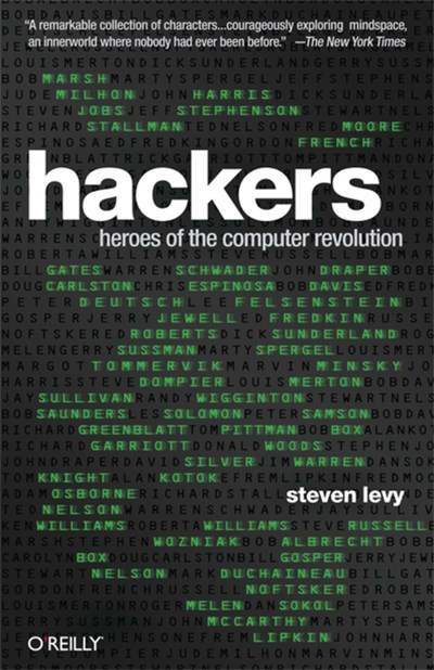 Image for Hackers: Heroes of the Computer Revolution - 25th Anniversary Edition