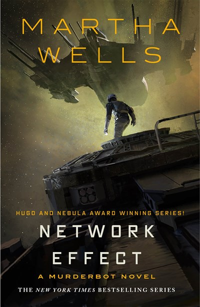 Image for Network Effect: A Murderbot Novel